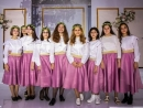 Miami and Rostov Bat Mitzvah Girls Celebrate Together