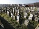 Десятки еврейских могил разорены на кладбище под Страсбургом