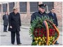 Ангела Меркель почтила память жертв концлагеря Аушвиц