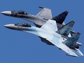 Russian fighter jets hindered Israel from striking military base in Syria: report