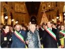 Тысячи людей собрались на митинг в Милане из-за угроз жертве Холокоста
