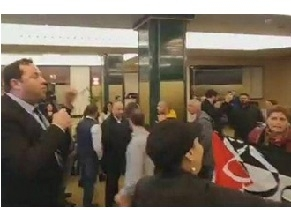 В Мадриде BDS пытался сорвать мероприятие самарийцев