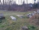 На севере Словакии разрушено еврейское кладбище