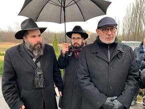 Israeli Ambassador Honors Jewish Kharkov