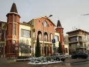 In Latvia, luxury synagogue opens in a beach resort for oligarchs