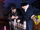 Президент Эстонии Керсти Кальюлайд зажгла первую свечу Хануки