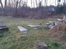Словакия расследует недавний вандализм на еврейском кладбище