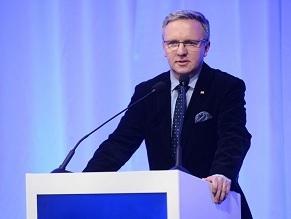 "Krzysztof Szczerski: ""scenario in which Putin is the keynote speaker is unacceptable"""