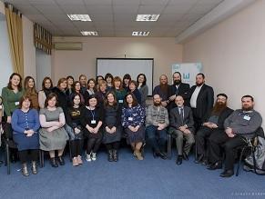 Darkeinu Runs 'Forward-thinking' Seminar in Odessa