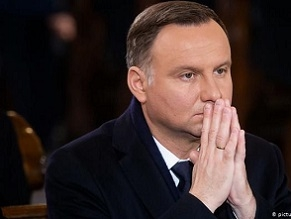 Poland's Duda to forego Holocaust memorial event in Israel