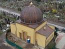 Новый музей – на старом еврейском кладбище