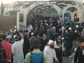 Jewish representatives, Ukrainian authorities deny 'pogrom' in Uman