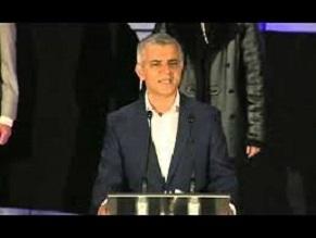 Мэр Лондона сделает пожертвование в Фонд «Аушвиц-Биркенау»