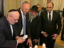 В Верховной Раде прошла церемония памяти жертв Холокоста