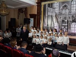 Irkutsk Synagogue Celebrates 140th Anniversary
