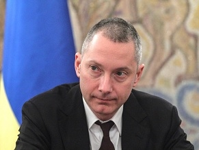 A Jewish businessman in Ukraine