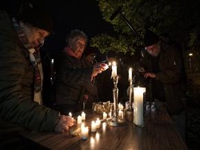 В столице Венгрии почтили память жертв Будапештского гетто