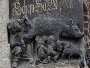 Суд должен решить опрос о вопрос целесообразности сохранения барельефа «Юденсау» на фасаде церкви в Виттенберге