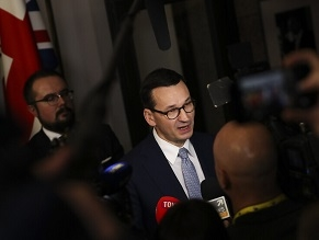 Polish PM: Soviets facilitated Nazi Germany, Russia is rewriting history