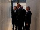 Эмманюэль Макрон открыл «Стену имен» в Мемориале Холокоста в Париже