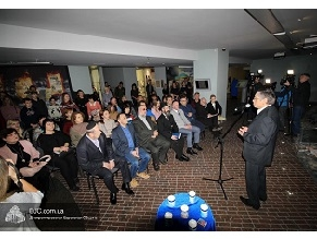 В Днепре прошла церемония памяти жертв Холокоста