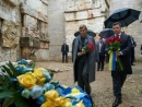 A difficult maneuver between politics and memory: The President of Ukraine at the Holocaust Forum in Jerusalem