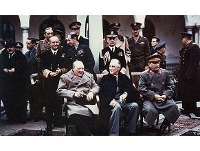 Ялтинская конференция: кто развязал холодную войну?