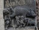Немецкий суд отклонил иск об удалении «еврейской свиньи» со стены средневековой церкви