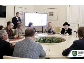 Во Львове подписан Меморандум о сотрудничестве в направлении сохранения еврейского наследия
