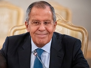 US 'peace' plan favours Israel: Russian foreign minister