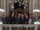 Египетские евреи со всего мира помолились в восстановленной синагоге Александрии