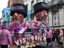 Еврокомиссия осуждает антисемитский бельгийский парад