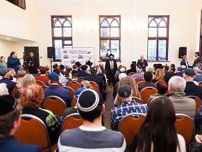 The 113-year-old synagogue in Kostroma reopens its doors