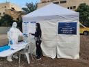Для израильтян, находящихся на карантине, будут открыты 14 избирательных участков