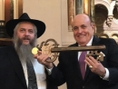 Ukraine: Rudy Giuliani, the rabbi and Trump's impeachment