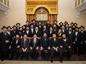 Russia's Rabbis Gather for a Regional Shabbaton