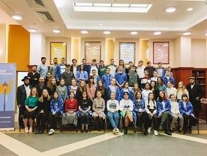 EnerJew Winter Seminars Invigorate Youth