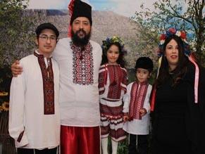 В Мариуполе встретили Пурим украинском этностиле