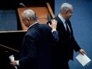Нетаниягу предлагает Ганцу создать чрезвычайное правительство