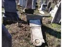 Еврейское кладбище на юге Венгрии подверглось нападению вандалов