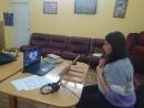 Мигдалевцы на время карантина запустили ежедневную трансляцию видеоуроков