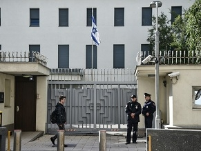 Israel evacuates families of diplomats from Russia