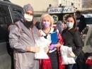 Еврейская религиозная община Киева помогает бороться с короновирусом