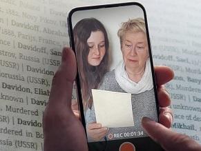 Яд Вашем запустил флешмоб ко Дню Катастрофы в память о жертвах Холокоста
