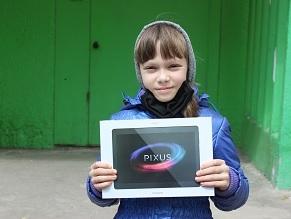 Ukraine: Jewish Education Distributes Hundreds of Tablets to Needy Children