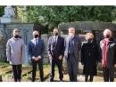8 мая на еврейском кладбище Вильнюса почтили память жертв Второй мировой войны