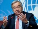 Генеральный секретарь ООН говорит, что коронавирус вызвал «цунами ненависти», включающее антисемитизм