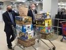«Из Израиля с любовью»: Посольство Израиля провело гуманитарную операцию в Украине