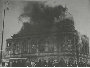 Археологи обнаружили немецкую синагогу, разрушенную во время «Хрустальной ночи»