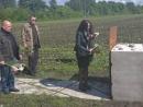 Под Винницей провели церемонию памяти к 78-летию расстрела евреев
